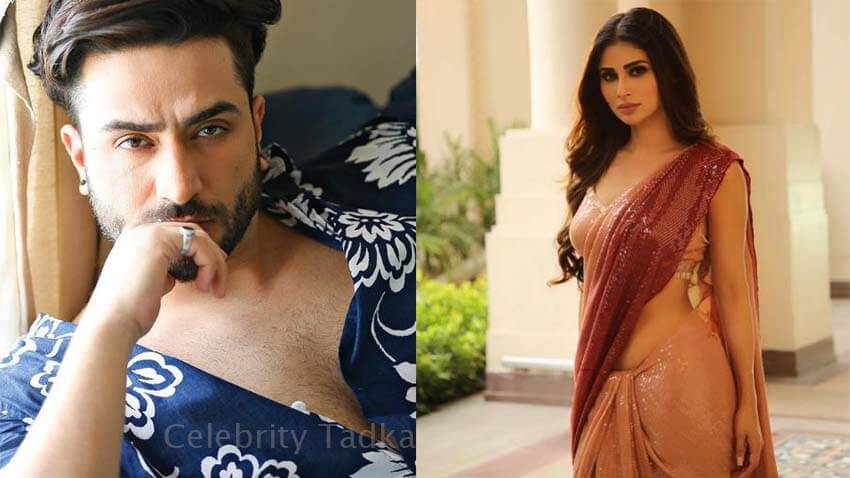 Aly Goni to share screen space with Mouni Roy in their upcoming Music Video - Celebrity Tadka