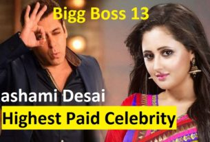 Bigg Boss 13 Rashami DEsai