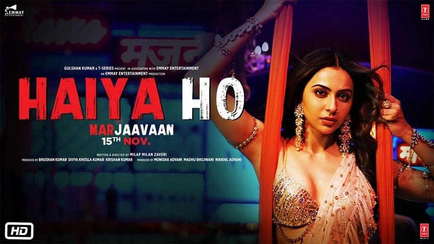 Haiya Ho Song Marjaanvaan Movie