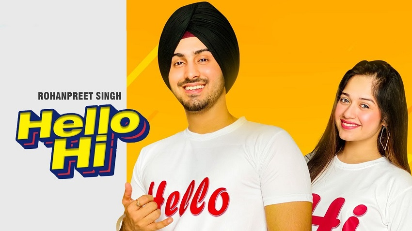 Hello Hi Song Jannat Zubair