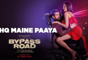 Ishq Maine Paaya Song lyrics Bypass Road