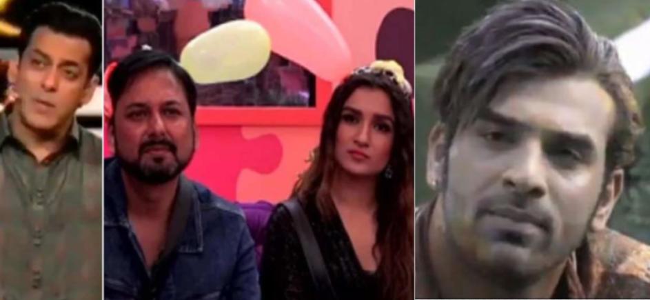 Salman Khan slams Paras chhabra, Siddharth dey and shefali