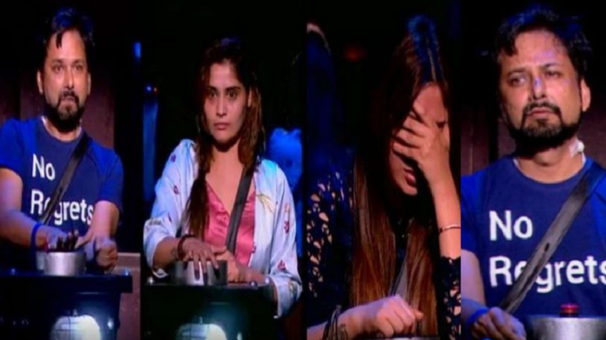 Surprise Eviction Arti Singh Mahira And Siddharth Dey In Danger