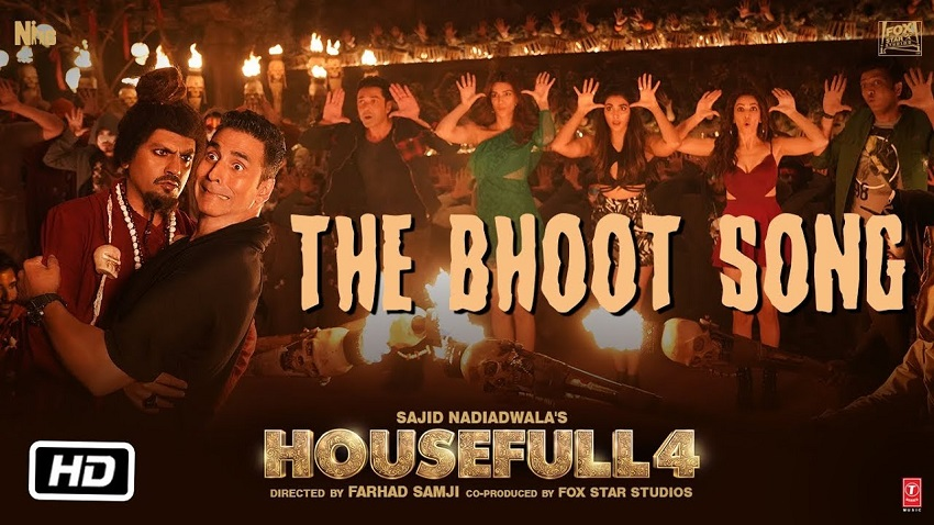 The Bhoot Song housefull 4