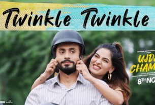 twinkle twinkle song Ujda Chaman Movie