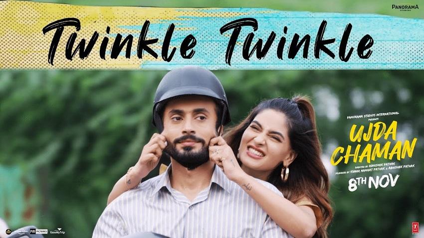 twinkle twinkle song Ujda Chaman Movie