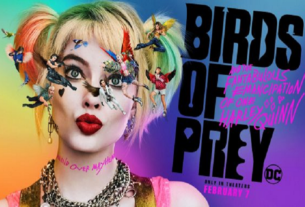 Birds of Prey movie 2020