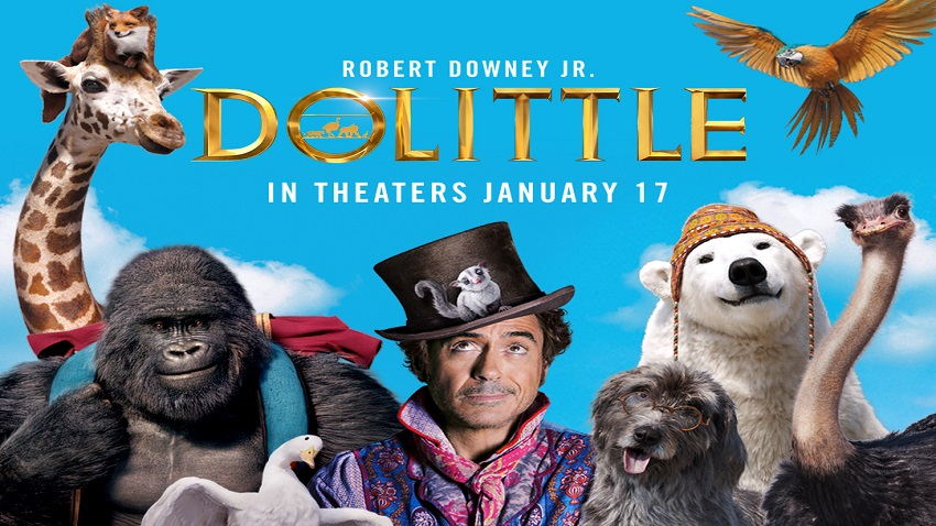 Dolittle movie 2020