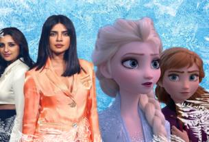 Frozen 2 hindi Priyanka chopra and Parineeti Chopra