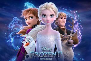 Frozen 2 movie 2019