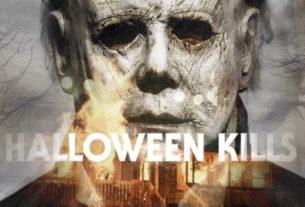 Halloween-Kills movie 2020