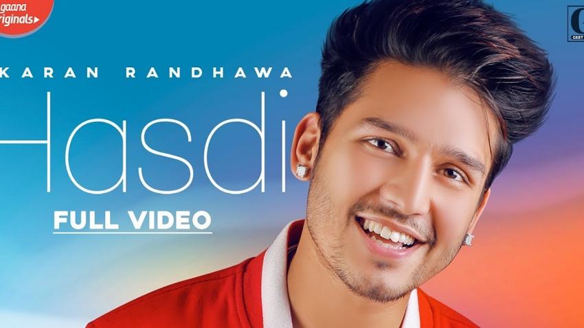Hasdi Full Song and Lyrics by Karan Randhawa