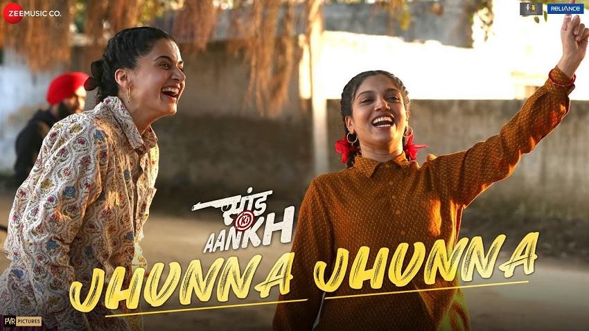 Jhunna Jhunna Song Saand Ki Ankha movie 2019