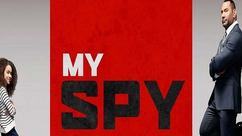My spy movie 2020