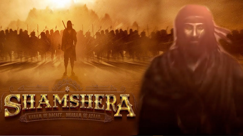 Shamshera movie