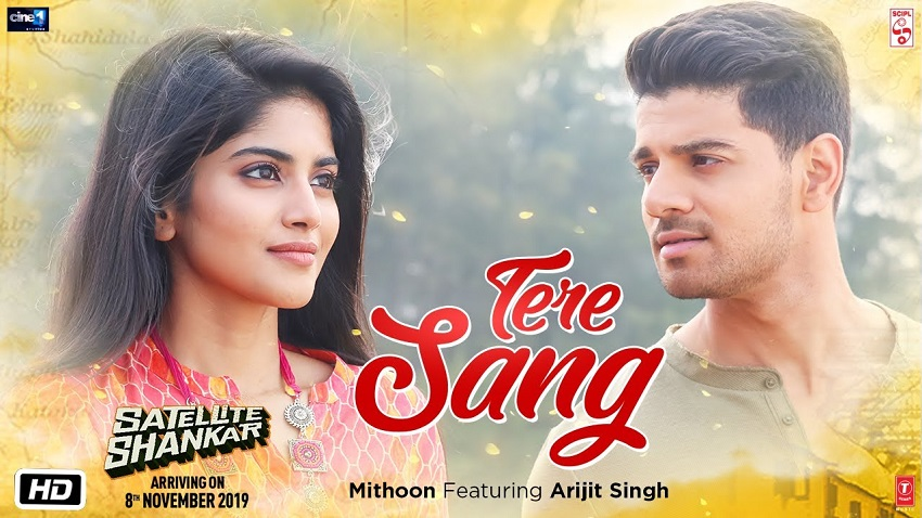 Tere Sang Song Satellite Shankar movie 2019