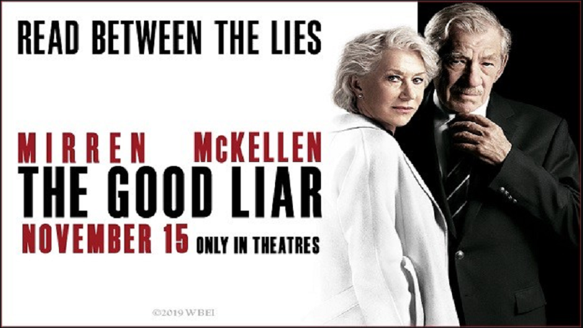 The Good Liar movie 2019