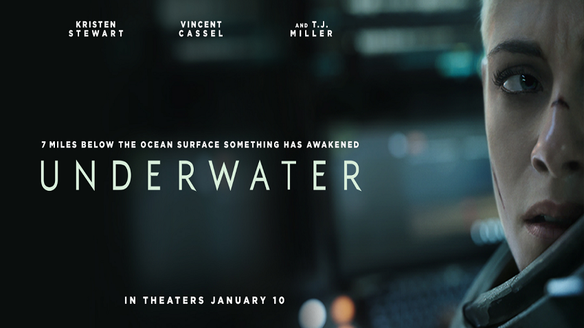 Underwater movie 2020