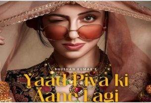 Yaad piya ki aane lagi full song and lyrics divya khosla kumar