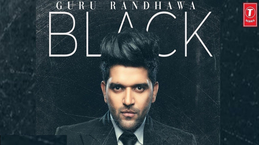 black full song and lyrics by guru randhawa
