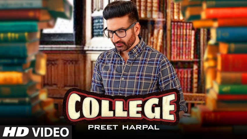 college song Preet Harpal