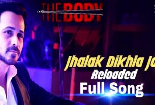 jhalak dikhla jaa reloaded full song and lyrics