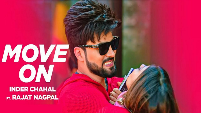 move on song inder chahal