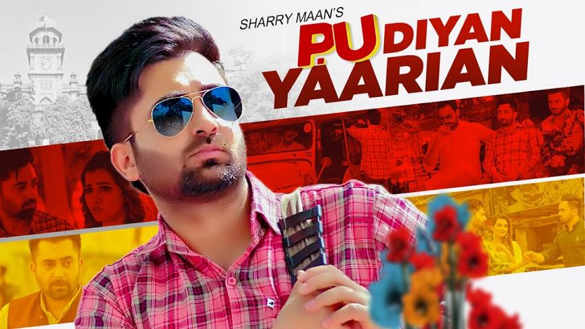 p.u Diyan Yaarian full song and lyrics sharry maaan