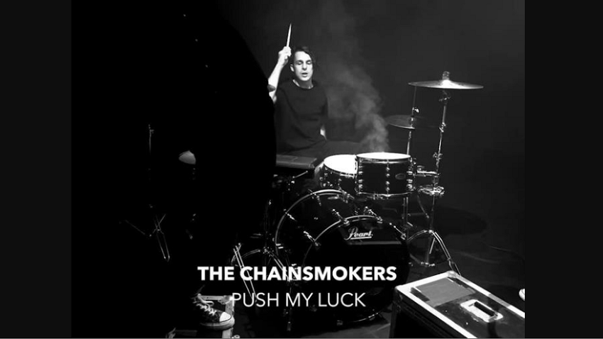 push my luck song and lyrics the chainsmokers