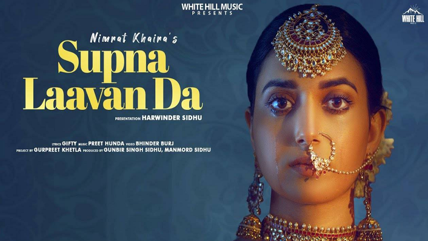 supna laavan da full song and lyrics by nimrat khaira