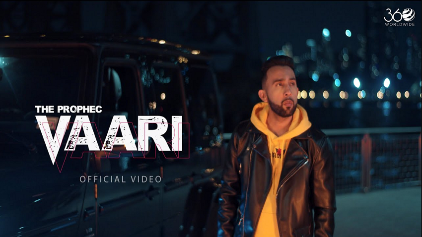 vaari full song and lyrics The Prophec