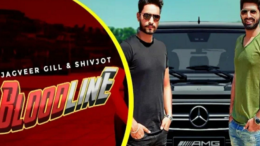 bloodline song and lyrics jagveer gilll and shivjot