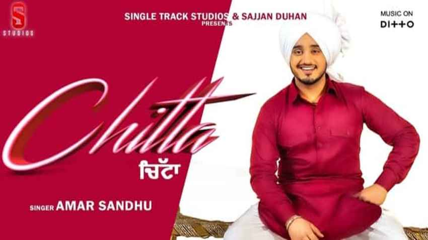 chitta song by amar sandhu