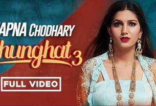 ghunghat 3 song sapna chodhary
