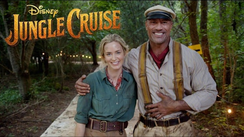 jungle cruise movie 2020