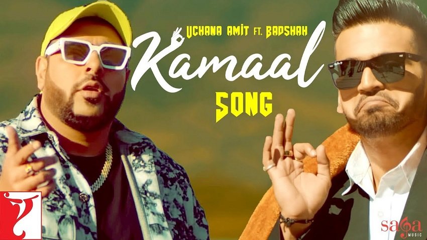 kamaal full song lyrics uchana amit ft badshah