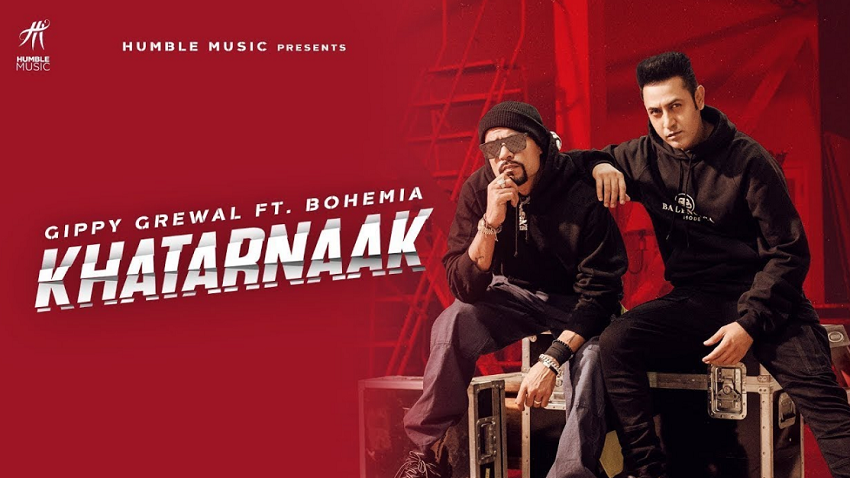 khatarnaak full song lyrics gippy grewal ft bohemia
