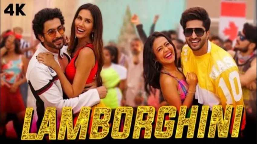 lamborghini full song and lyrics neha kakkar