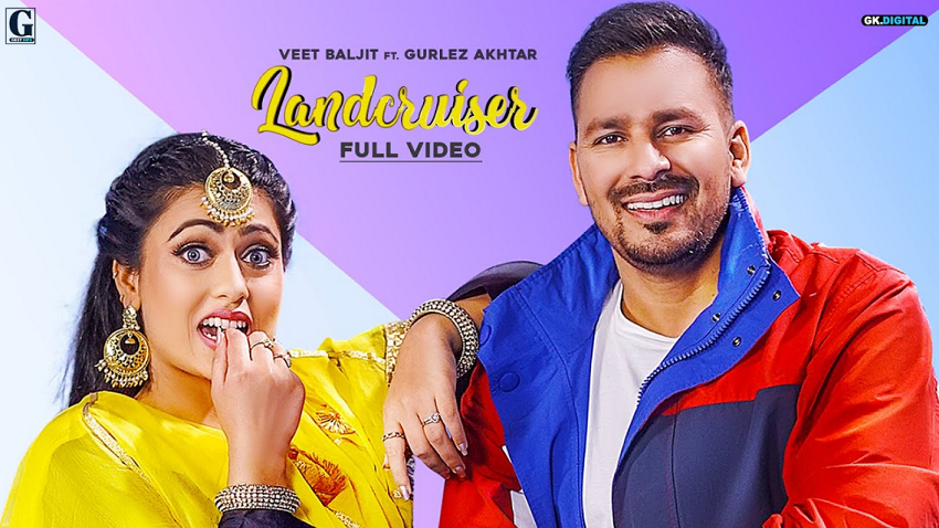 landcruiser full song and lyrics veet baljit ft gurlez akhtar