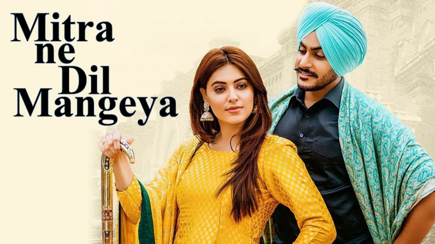 mitra ne dil Mangeya full song and lyrics
