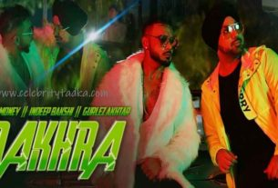 nakhra song deep money