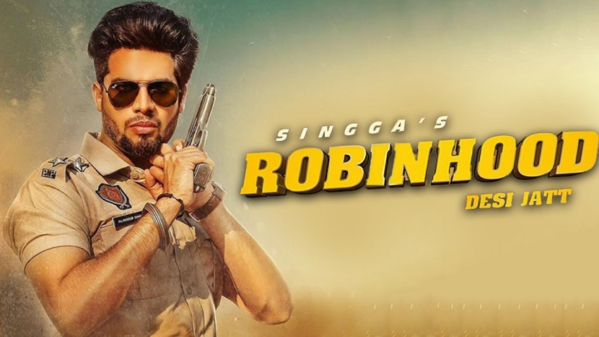 robinhood full song lyrics by singga