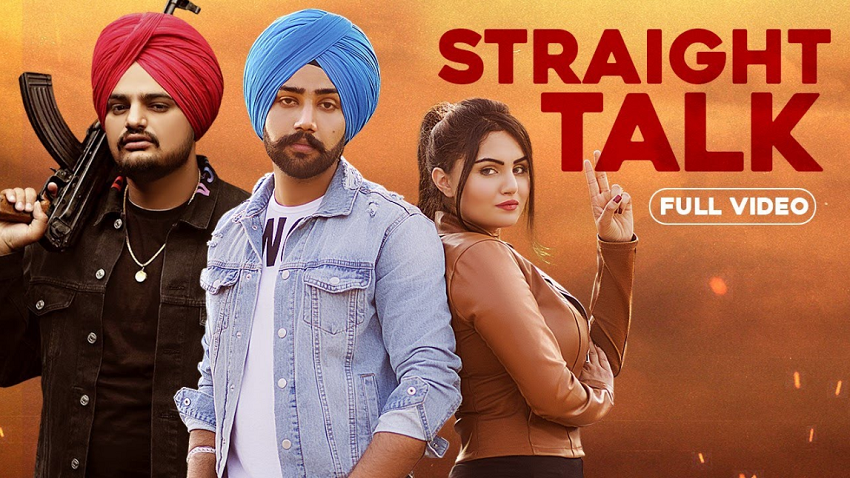 straight talk full song lyrics sidhu moose wala