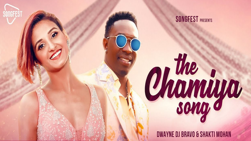 the chamiya song dj bravo and shakti mohan