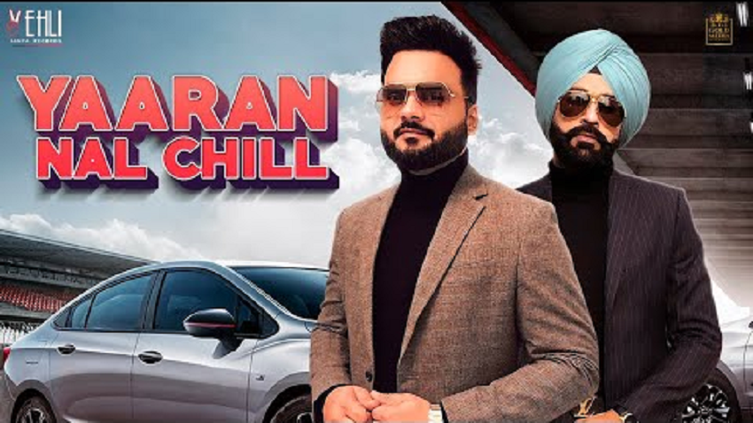yaaran nal chill song lyrics kulbir jhinjer
