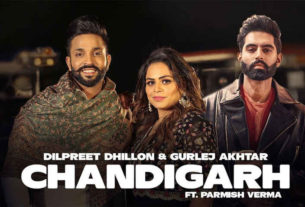 chandigarh song