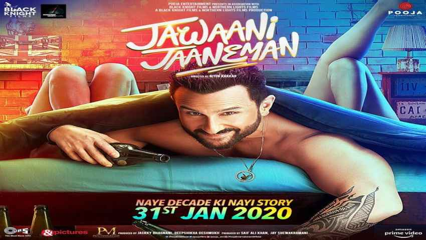 Jawaani Jaaneman Movie 2020