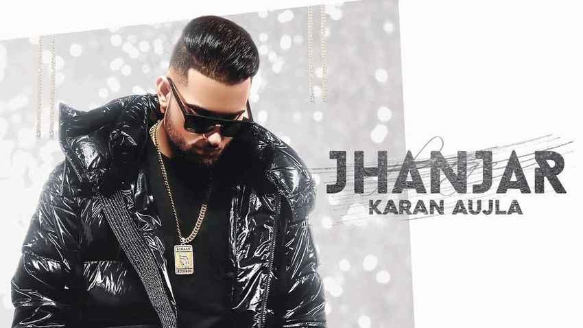 jhanjar song karan aujla