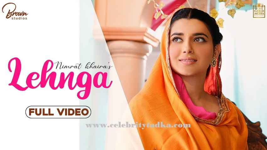 lehnga song lyrics