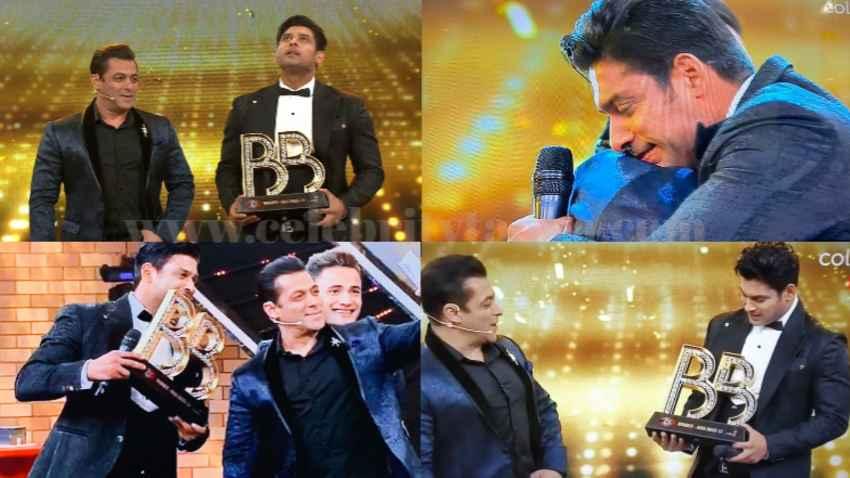 siddharth shukla winner